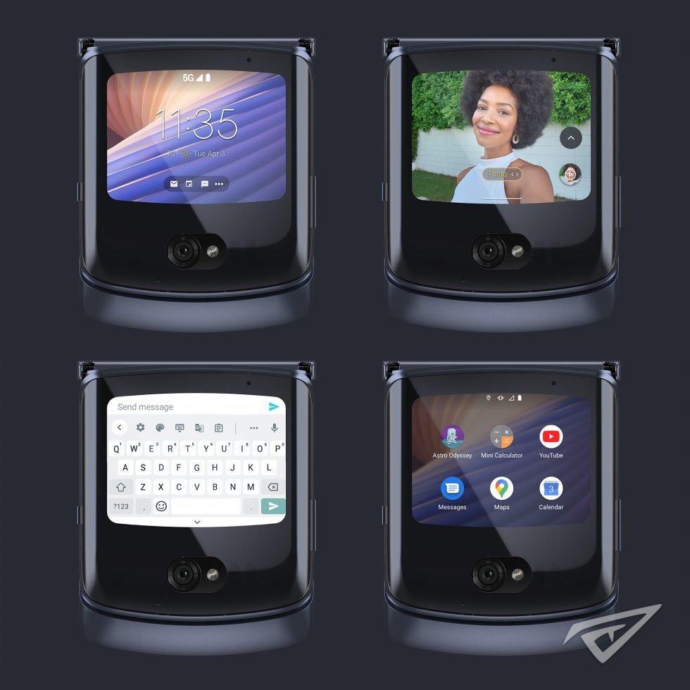 motorola razr 5G折叠屏手机发布:你断了,我没断