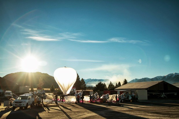 Google 推出 Project Loon 计划