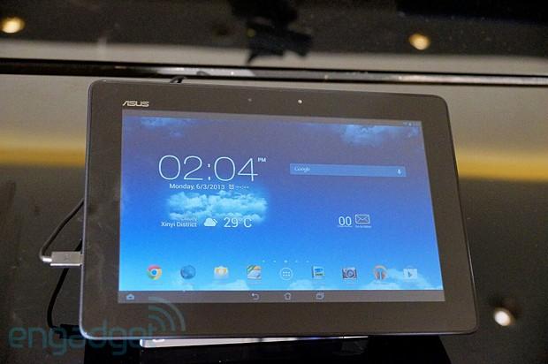 华硕 ASUS 发表 Memo Pad FHD 10,搭载 Intel 双核心处理器与 1920 x 1200 分辨率屏幕(中文动手玩)