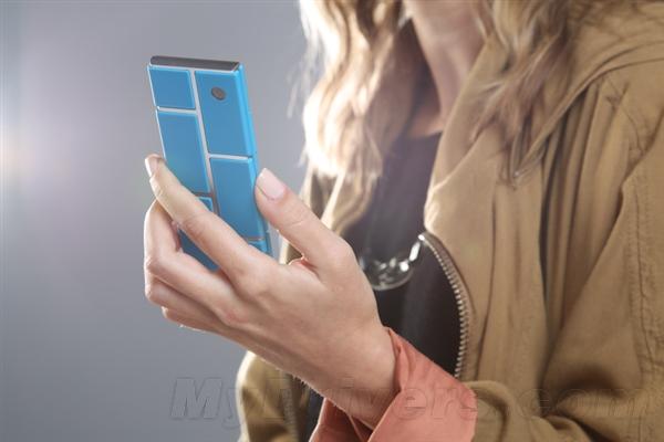 摩托罗拉新革命:将推出DIY的模块化手机!