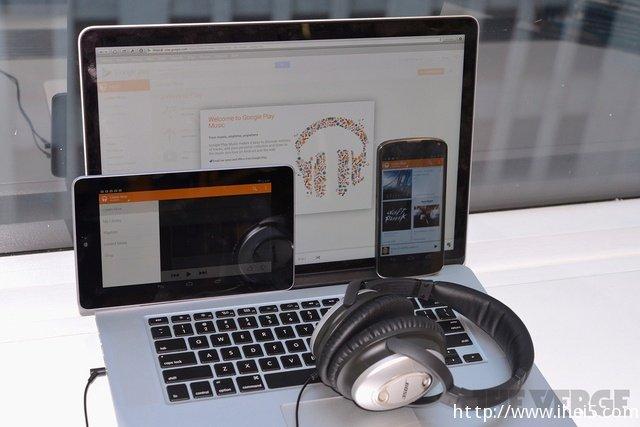 谷歌在欧洲英国等国家推出All Access音乐服务