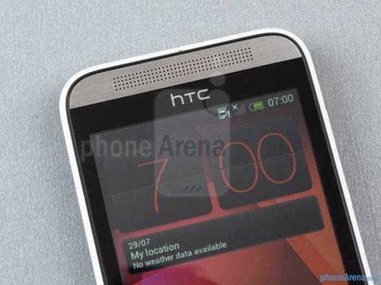 HTC Desire 200评测 音效很突出的低端产品