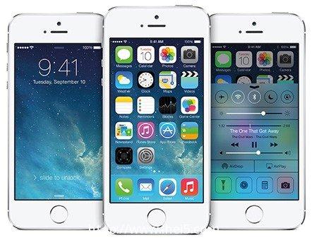 正式版 iOS 7 将于9月18日推送 iPhone 4、iPad 2 以上产品与第五代 iPod touch