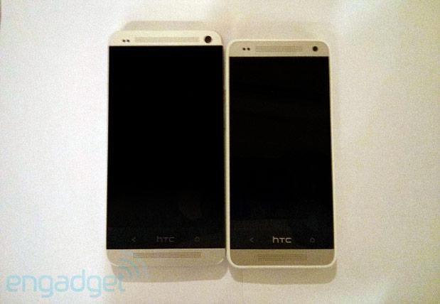 HTC One Mini真机再次曝光