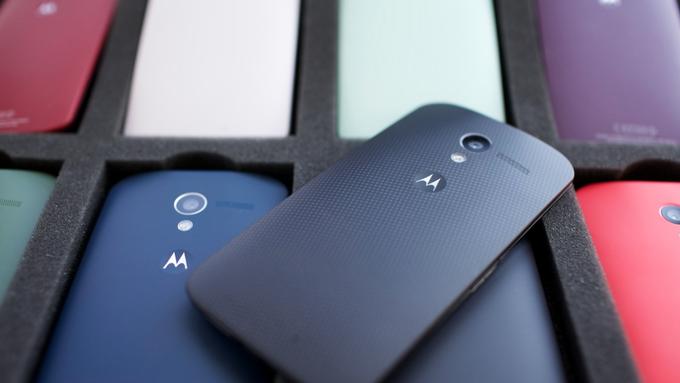 Moto X将于8月底在美国全面开售