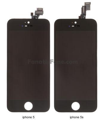 苹果iPhone 5S前置面板高清组图曝光