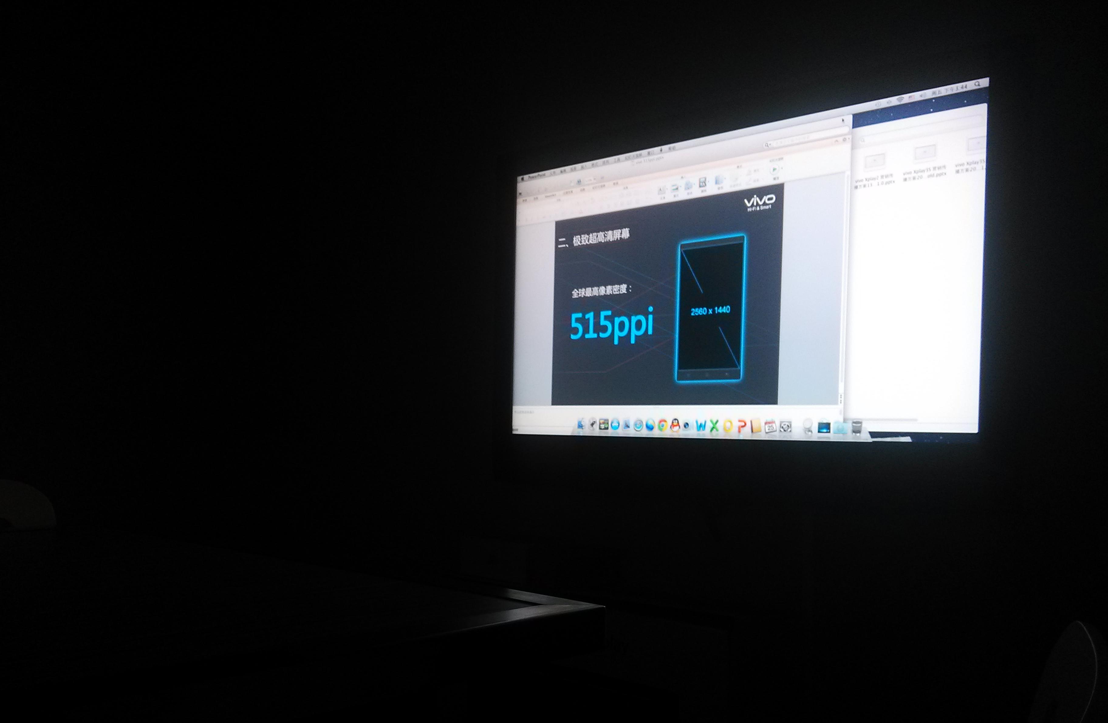 vivo Xplay 3S 5.7英寸超视网膜级别参数曝光:515ppi