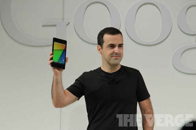 新Nexus 7发布 1920×1200 分辨率,售价约1410元起