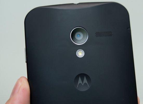 传Moto X摄像头采用过采样技术