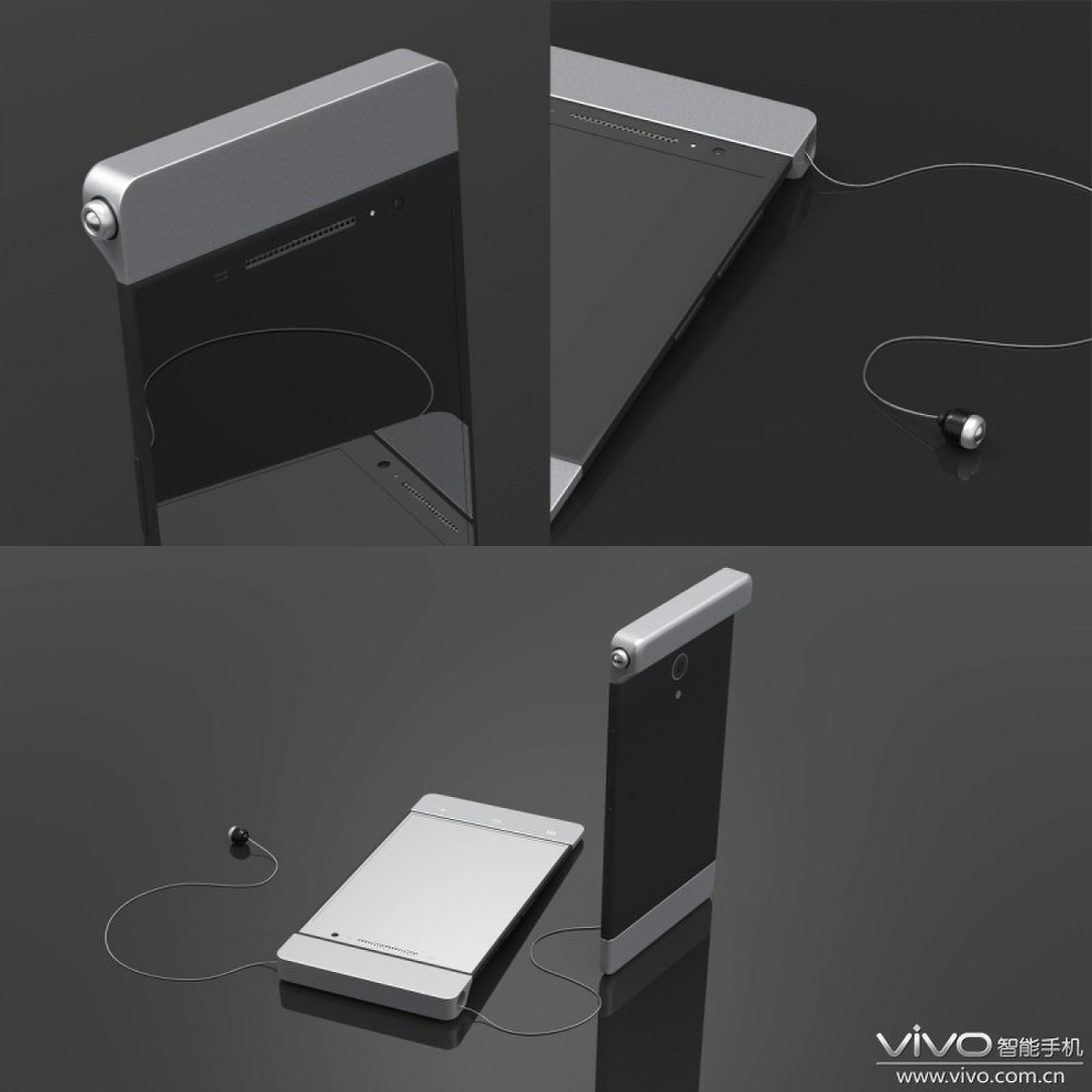 vivo Xplay3S欲打造全球首款集成多音频解决方案概念机