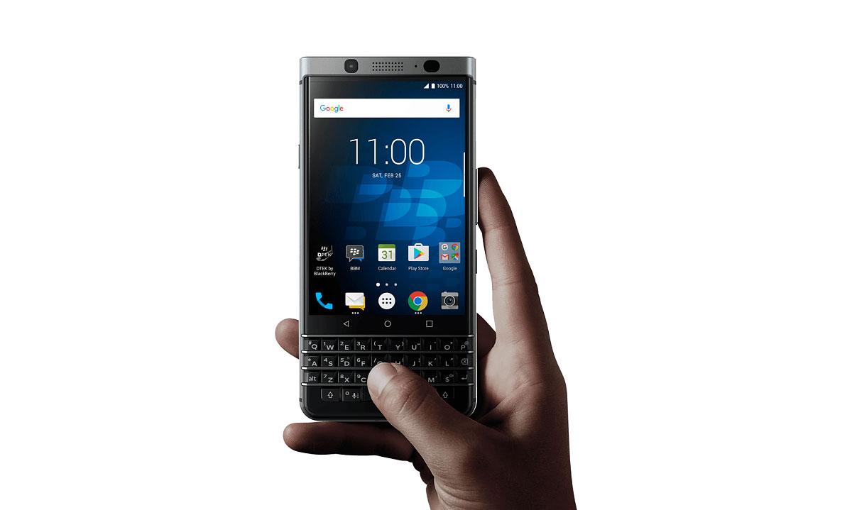 黑莓BlackBerry KEYone系统自带壁纸超高清下载