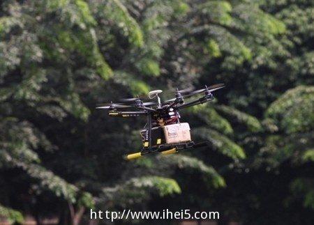 顺丰证实研发无人机项目 仅限内部运输不接触客户