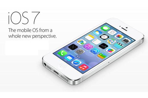 苹果 ios7 beta 1 for iPhone 4s 下载