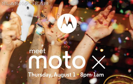 Moto X纽约发布会将会是一个欢乐派对?