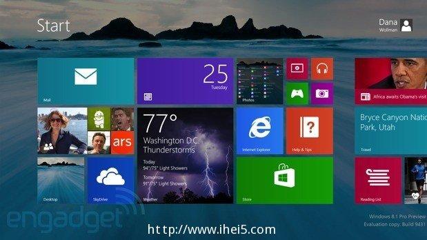 微软将于 10 月 17 日推出 Windows 8.1