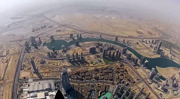 解密Google街景如何拍摄迪拜哈利法塔
