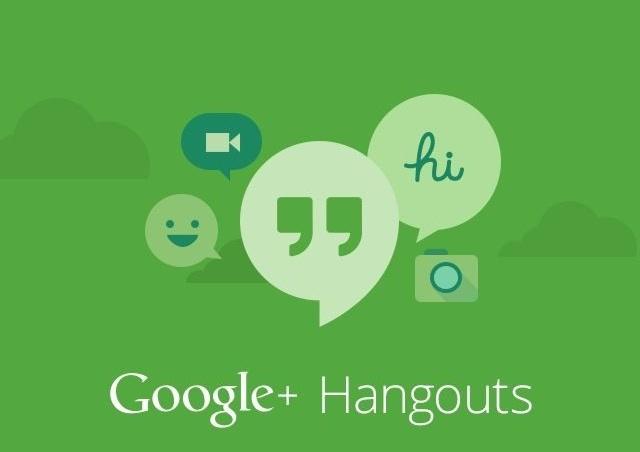 Google Hangouts(环聊)聊天应用软件