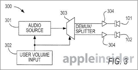 专利说明中的电路描述