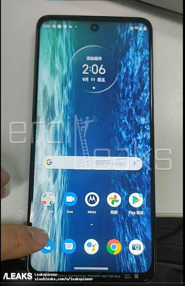 Moto G 5G或成为摩托罗拉下款搭载骁龙750G的实惠型5G手机