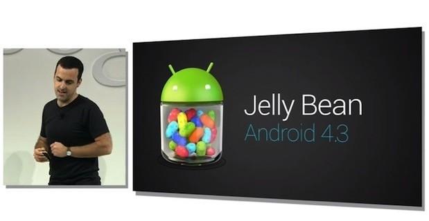 Google已将Android 4.3原厂ROM镜像上传至Google Developers