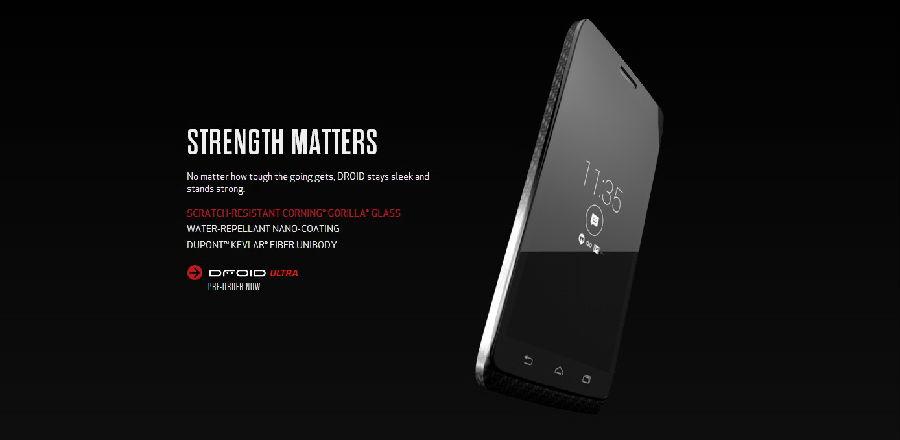 摩托罗拉美国最新旗舰手机发布(更新)