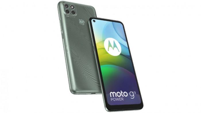 摩托罗拉正式公布Moto G9 Power的价格和规格