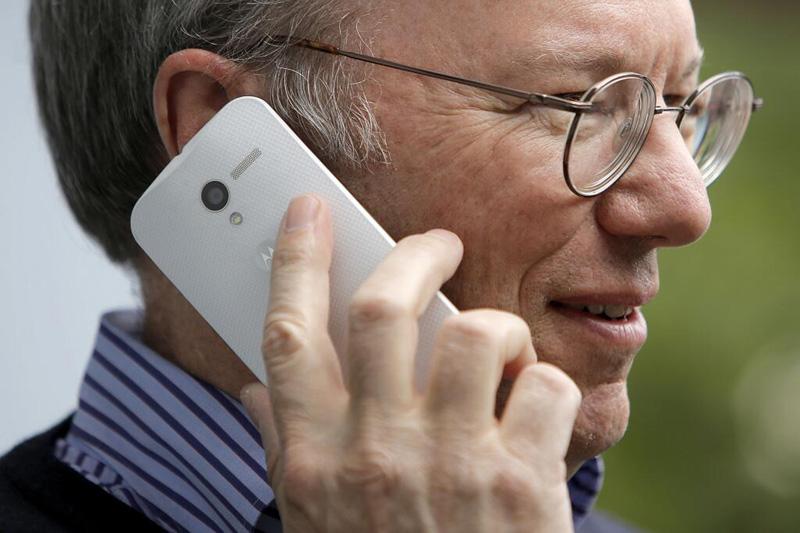 Google执行董事长施密特亲手写迁移iPhone数据到安卓上的教程