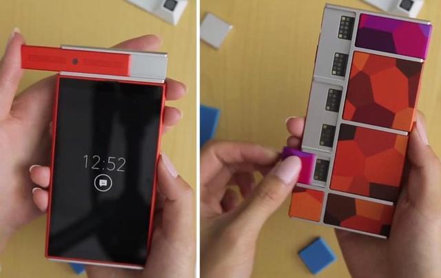 谷歌Ara模块手机的5个优点和2个深远意义