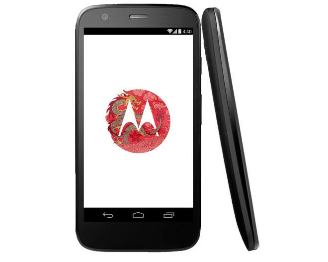 MOTO G香港行货16G版2014年1月15日正式发布,仅售人民币约1490元