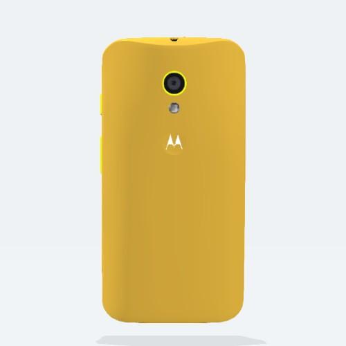 摩托罗拉新推出MOTO X的多个新颜色组合,将支持金黄色定制