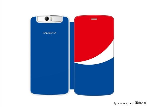 OPPO N1将推出百事可乐纪念版