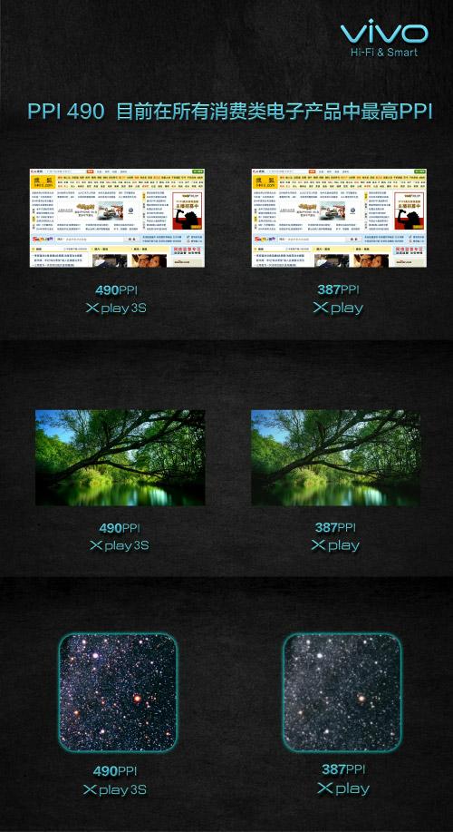 vivo Xplay3S Hi-Fi极致影·音特色集锦