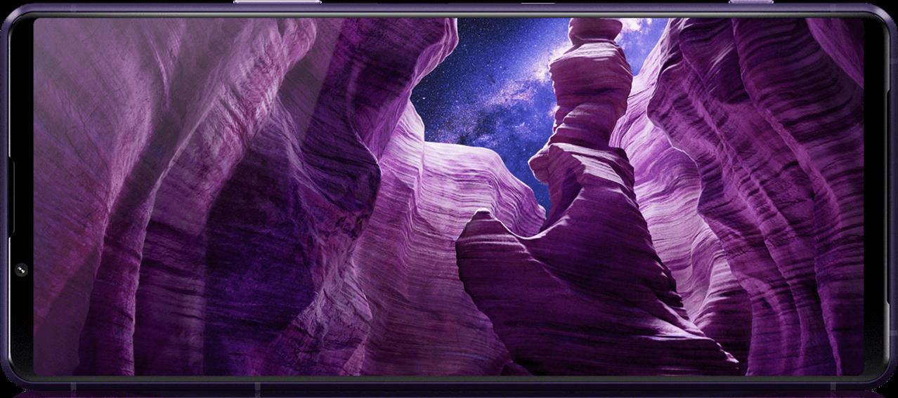 索尼Xperia 1 III 4K HDR OLED 120Hz高刷屏幕