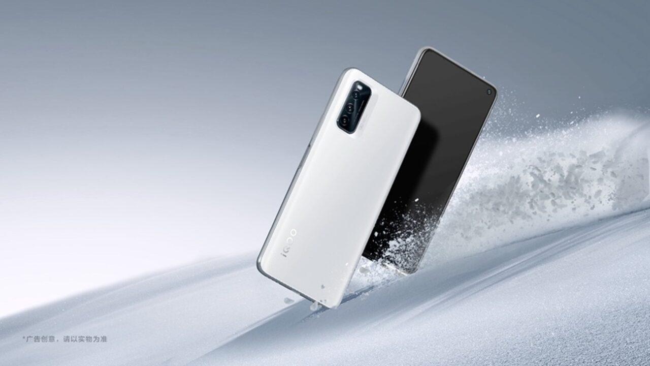 iQOO Neo5 活力版-冰峰白