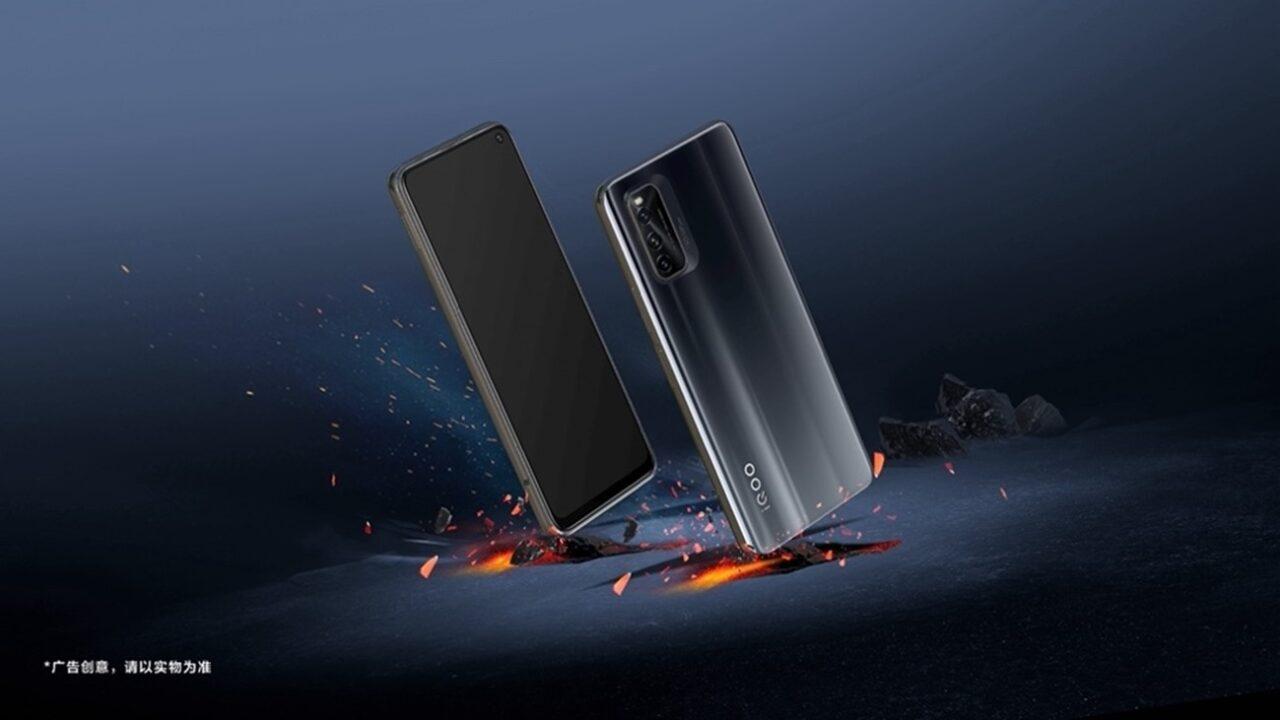 iQOO Neo5 活力版-极夜黑
