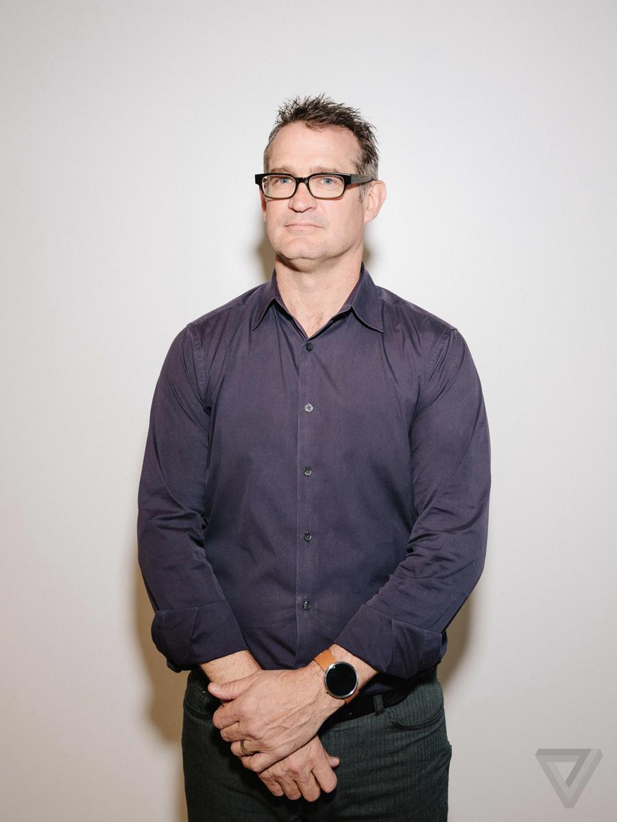 人物:摩托罗拉高级副总裁全球总设计师Jim Wicks